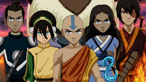 avatar the last airbender the top 10 characters from avatar the last airbender