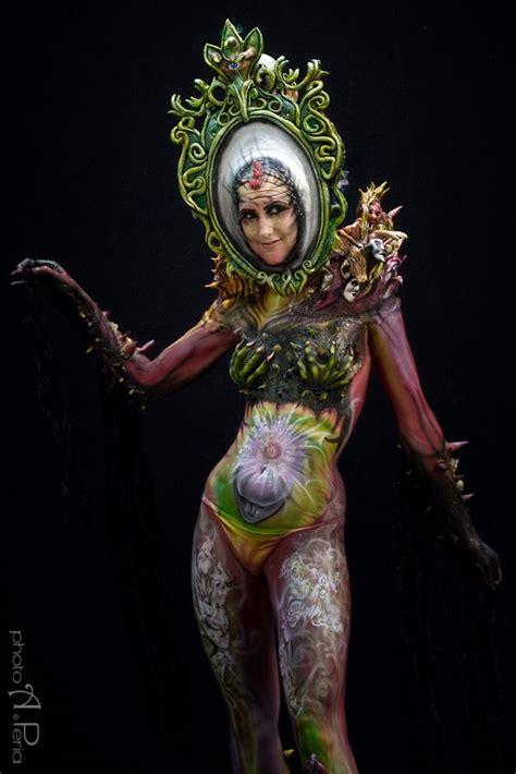 swiss painting festival lugano swiss bodypainting galleria