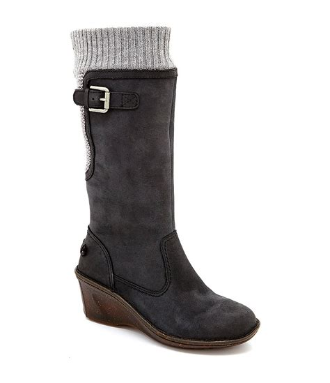 knit boots for sale ugg knit boots dillards sweater jacket
