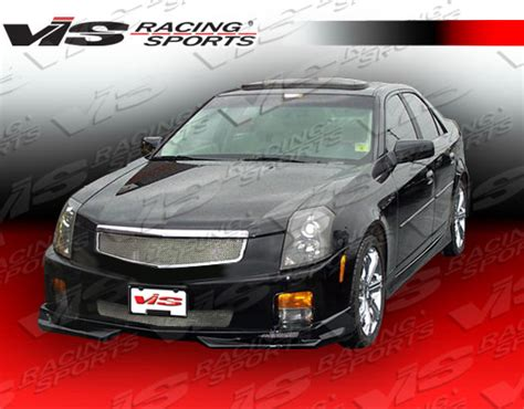2003 Cadillac Cts Front Bumper by 2003 2007 Cadillac Cts 4dr Vip Front Bumper Vis Racing