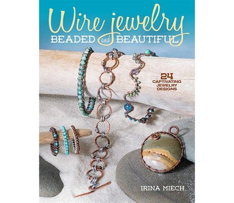 jewelry books free wire jewelry beaded and beautiful books by irina miech