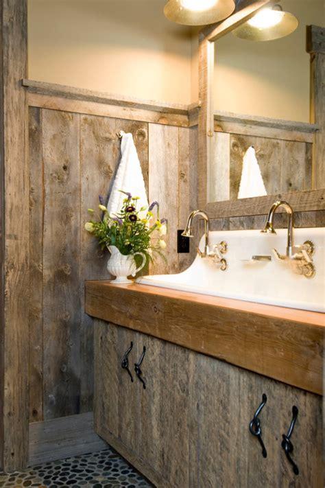 barn bathroom ideas 51 insanely beautiful rustic barn bathrooms