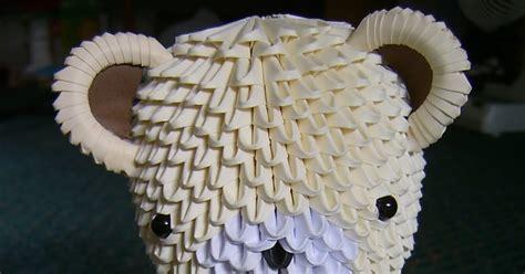 3d origami teddy jewellia handicrafts 3d origami teddy variations