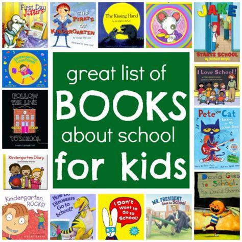 picture books for children back to school books