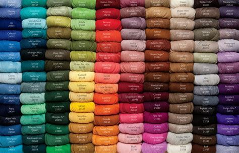 how to knit with two colors of yarn color theory part 2 exploring hue value tint shade and