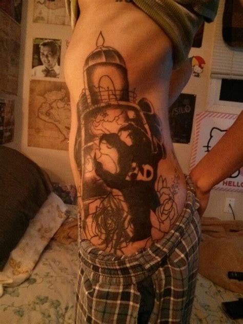 tattoo bioshock infinite body art pinterest