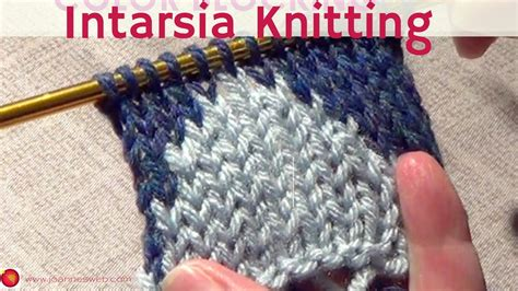 how to add to knitting knitting color blocking two color knitting intarsia