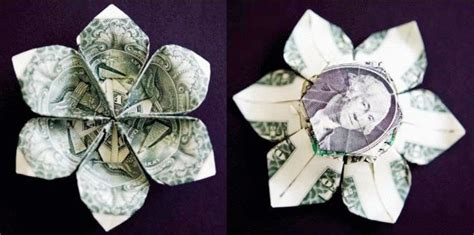 different origami flowers money origami flower edition 10 different ways to fold a