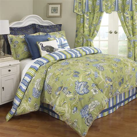 waverly comforters sets waverly casablanca bedding collection king size comforter