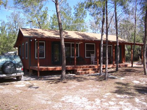 Cabin Rentals by Forest Cabins Ocala National Forest Cabins For Sale