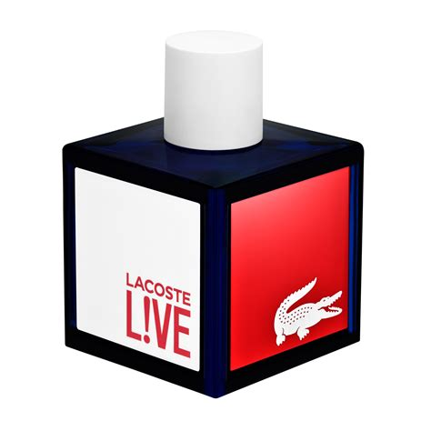 lacoste l ve eau de toilette 100ml feelunique