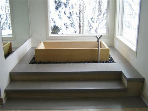 japanese bathrooms design comment concevoir une salle de bain japonaise