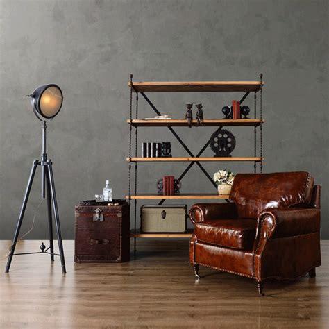 loft style living room european industrial loft style living room furniture home