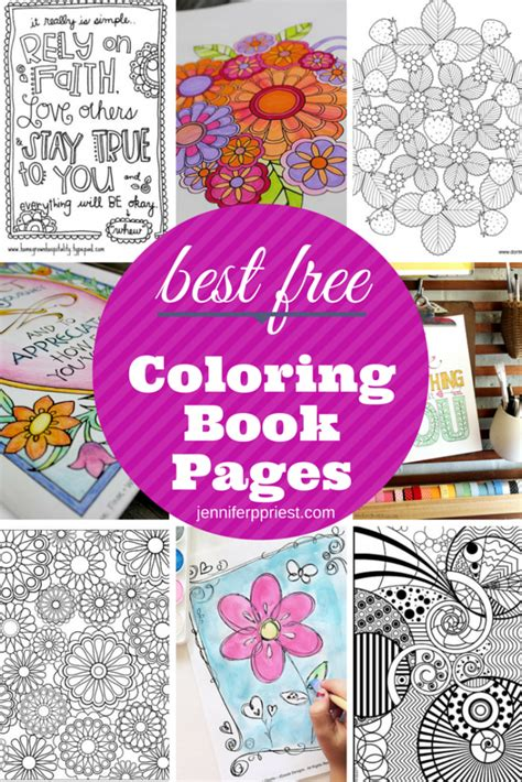 best craft books for the best free coloring book pages crafts
