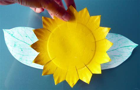 paper plate sunflower craft scribble inspiring creativity 187 sunflower