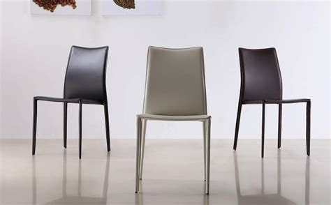 leather dining room chairs modern contemporary modern dining room chairs kitchen