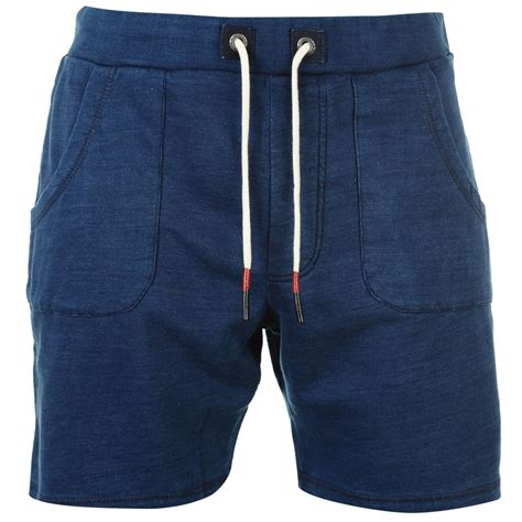 mens cotton knit shorts hilfiger mens knit shorts cotton casual summer