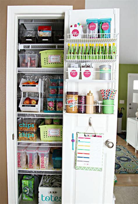 kitchen organize ideas 16 pantry organization ideas that your kitchen will