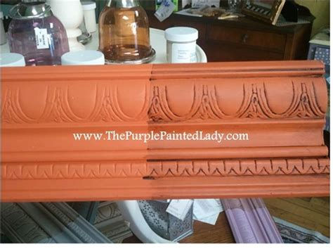 chalk paint barcelona barcelona orange chalk paint 174 quart