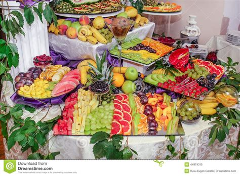 fruit decoration for fruits decoration stock photo image 44874315