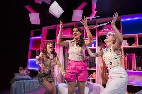 Vanities Play Script by Vanities The Musical Trafalgar Studios Review