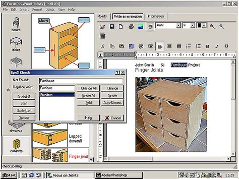 best software for woodworking design design technology wood joints by focus educational software