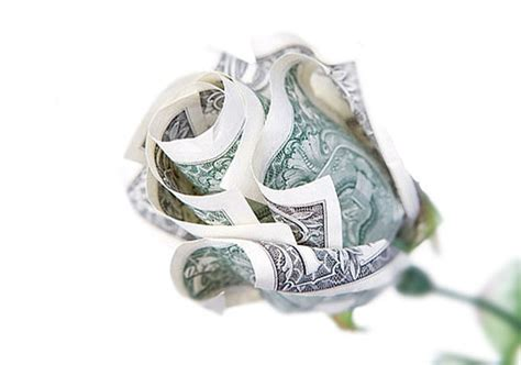 money origami roses 50 spectacular origami designs made from money