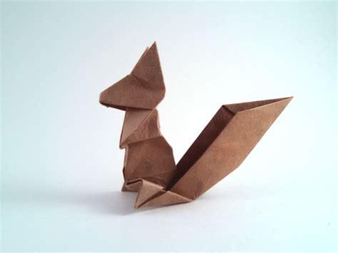 origami squirrel origami squirrel origami maker easy