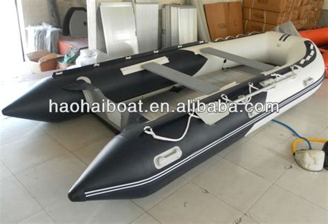 cheapest rubber sts 3 8m cheap aluminum floor rubber boat for sale