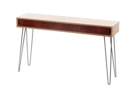 mid century modern sofa table roundup 10 easy diy projects made from plywood 187 curbly