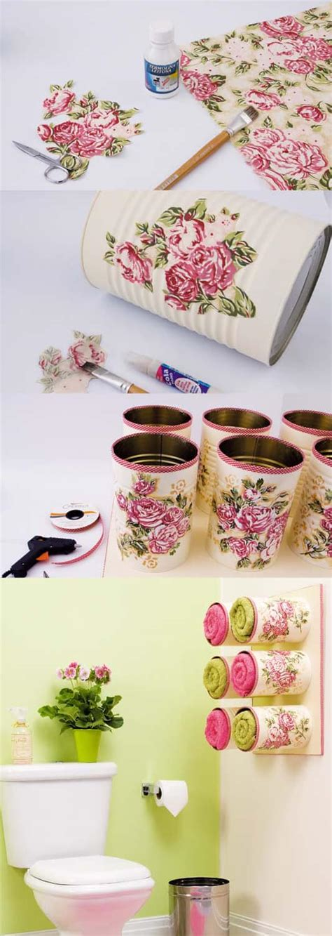 decoupage tin decoupage tin cans are absolutely gorgeous the whoot