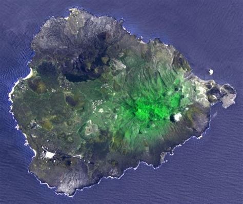 Space Images Ascension Island