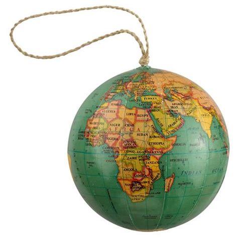 globe ornament the land of nod happy