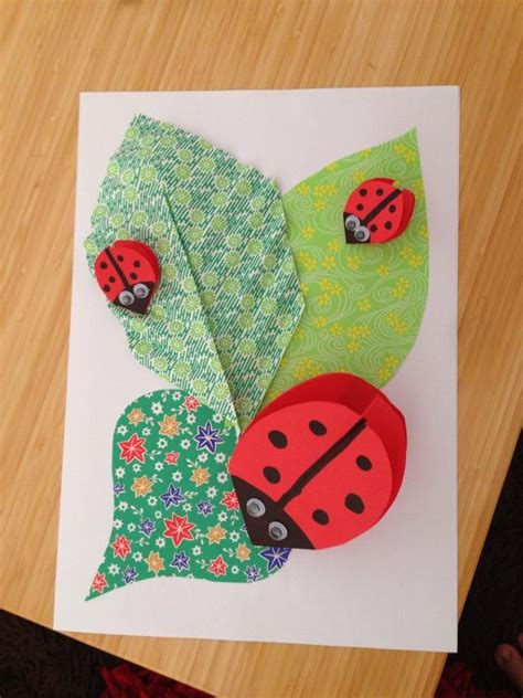 paper ladybug craft 1000 images about vac care on paper collages