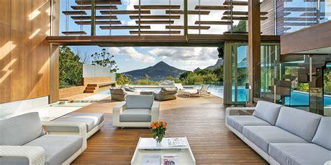 outdoor living spaces 5 beautiful indoor outdoor living spaces luxury retreats