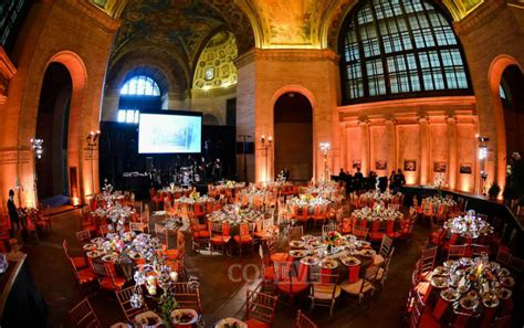 events new york cipriani 25 broadway event space marble columns