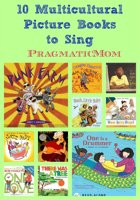 diverse picture books 10 multicultural picture books to sing pragmaticmom
