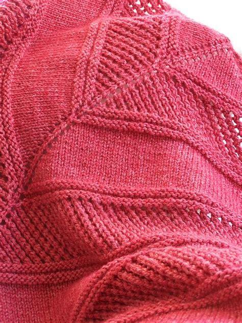 revelry knitting ravelry easy peazy shawl free pattern knitting