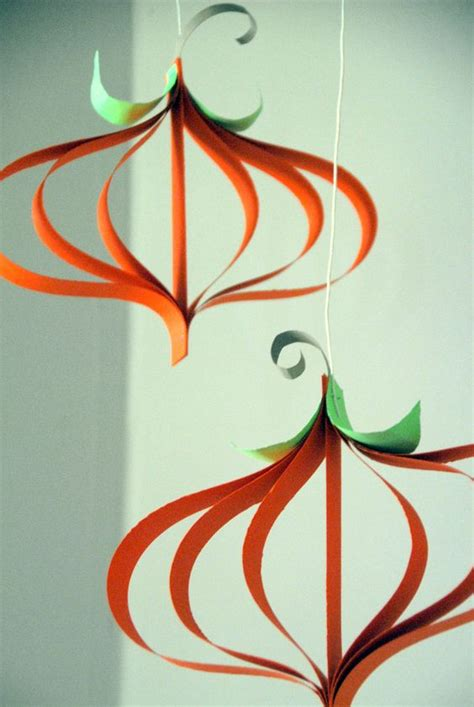easy crafts with construction paper curly paper pumpkin craft pumpkin crafts construction
