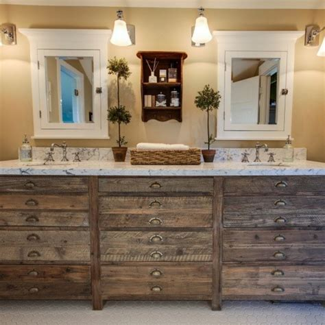 Rustic Modern Bathroom Vanities by Ideas Rustic Bathroom Vanities Top Bathroom