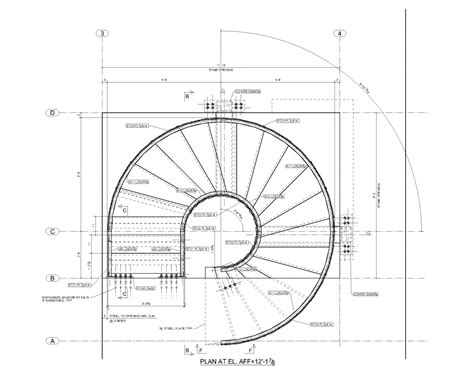floor plans with spiral staircase circular stair 101 warren new york ny plan