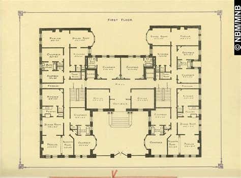 Houses Floor Plan saint john une ville industrielle en transition