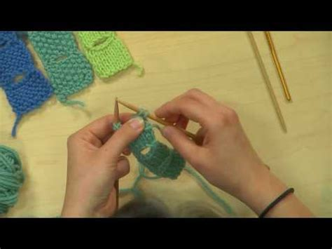 knitting buttonholes help knitting daily tulip buttonhole with eunnny jang