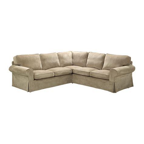 ikea sofa slipcovers ektorp corner sofa 2 2 slipcover vellinge beige ikea