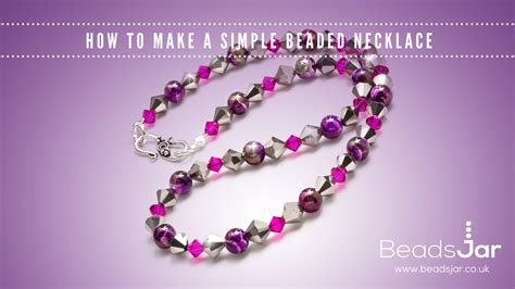 how to make bead jewelry necklace www pixshark images