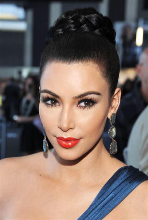black hair buns bun and bangs black women newhairstylesformen2014 com