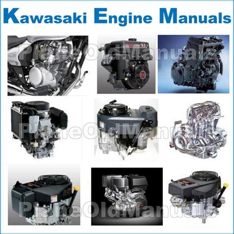 Kawasaki Engines Manuals by Kawasaki Fc150v Ohv 4 Stroke Air Cooled Gasoline Engine