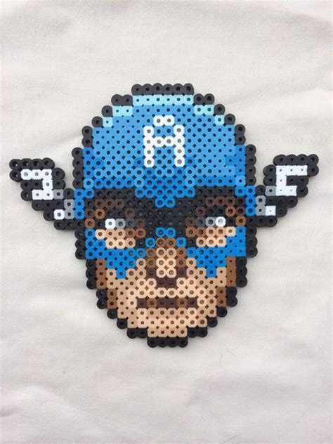 perler for sale perler captain america and for sale on