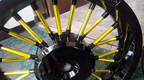 Variasi Motor Matic Terbaru by Velg Motor Matic Terbaru Sobat Modifikasi