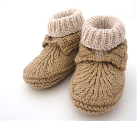 knitted booties some beautiful special yarns for you to choose for your